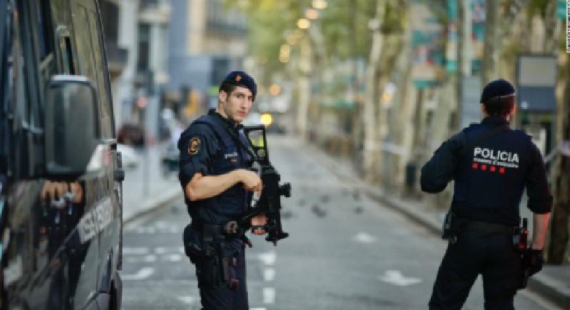 Policía de Barcelona