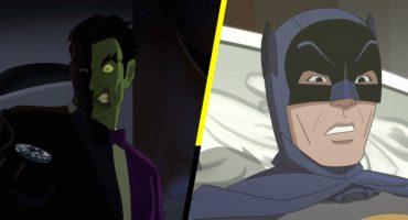 Adam West y William Shatner colisionan en Batman Vs. Tow Face