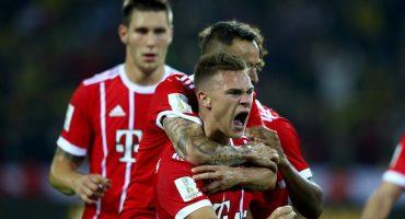 El Bayern Múnich se lleva la Supercopa alemana en un partidazo