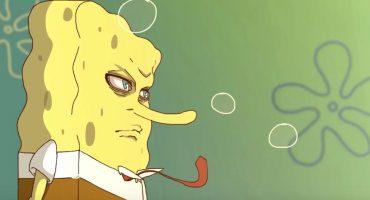 Bob Esponja tiene un intro de anime que está rompiendo Internet