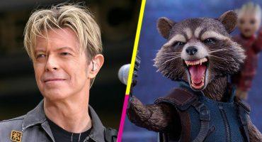 David Bowie habría tenido un papel en Guardians of the Galaxy 2