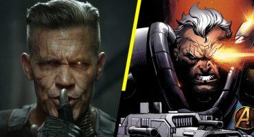 Josh Brolin se luce con las primeras imágenes de Cable para Deadpool 2
