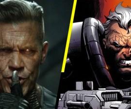 Josh Brolin como Cable en Deadpool 2