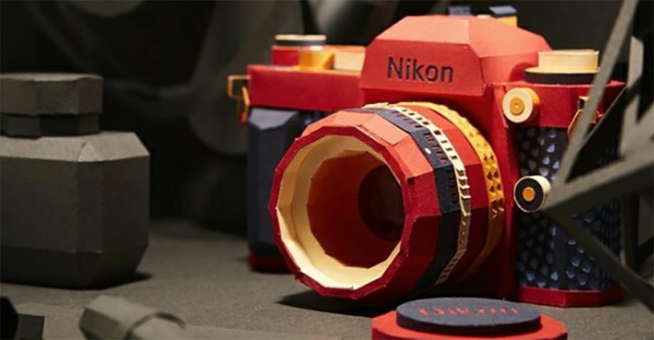 5 cámaras hechas con papel que ni Cositas podría hacer
