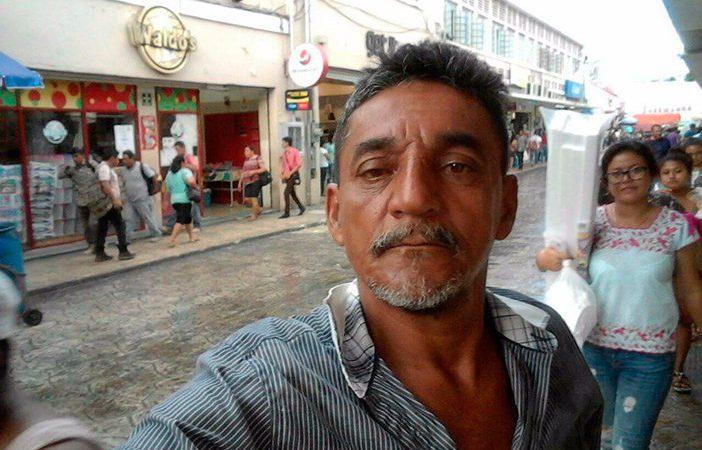 El periodista Cándido Ríos, asesinado en Veracruz