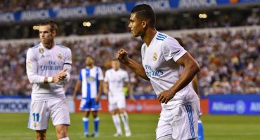 El Real Madrid debuta en liga derrotando al Deportivo La Coruña