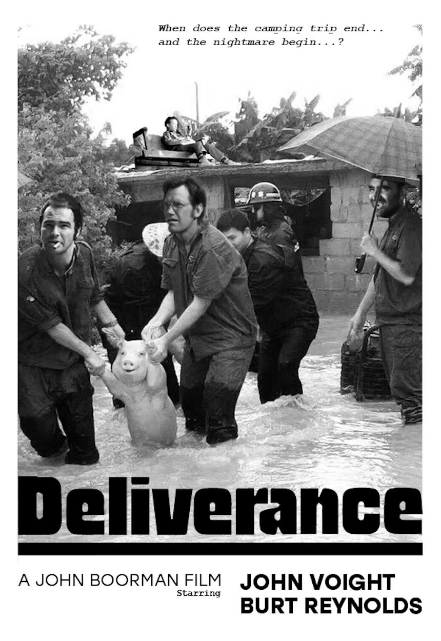 Cerdo de Photoshop - Película