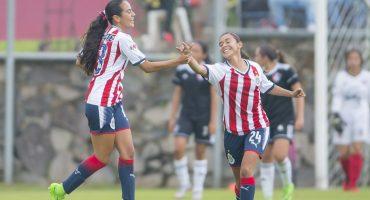 Genial: Chivas TV transmitirá los juegos del equipo  femenil