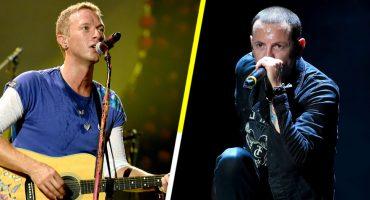 """Coldplay rinde tributo a Linkin Park y transforma """"Crawling"""" en balada"""