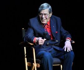 Comediante Jerry Lewis