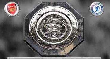 ¡El primer gran juego del año en Inglaterra! Se viene el Community Shield