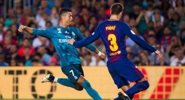 El Real Madrid se lleva la ida de la Supercopa pero pierde a Cristiano
