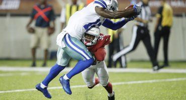 Las mejores imágenes del Cowboys vs Cardinals de pretemporada