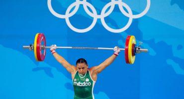 Damaris Aguirre se convierte en medallista olímpica
