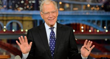 He's back! David Letterman regresa con un nuevo show en Netflix