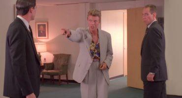 Así fue como David Bowie regresó al más reciente episodio de Twin Peaks