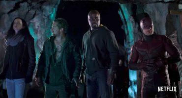 ¡Aquí el último tráiler de Marvel's The Defenders!