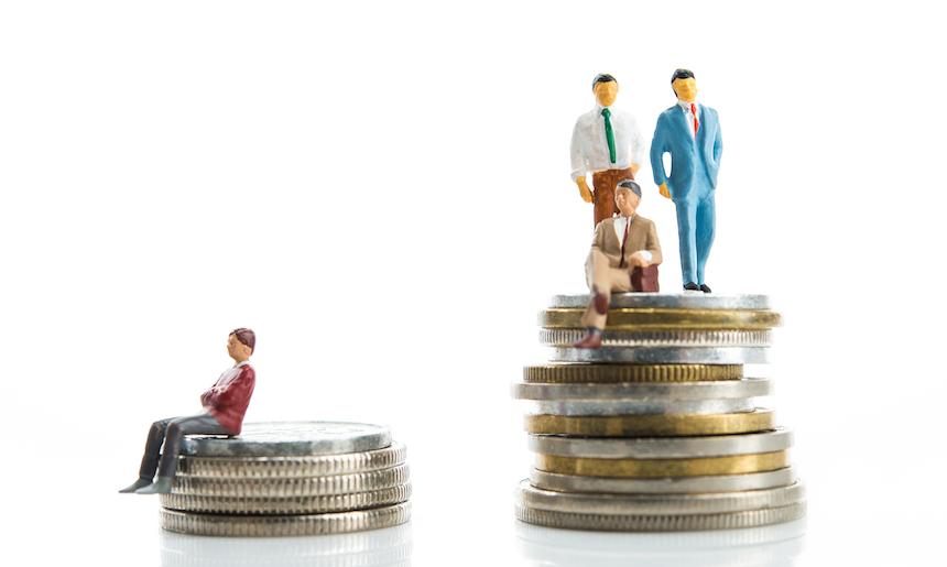 Desigualdad en México: 1% de los mexicanos acumula más la tercera parte de la riqueza
