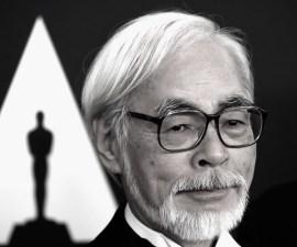 Director Hayao Miyazaki - Studio Ghibli
