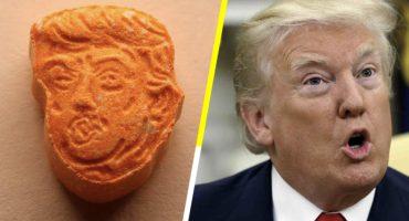 Decomisan miles de tabletas de éxtasis con la forma de Donald Trump