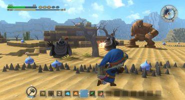 Dragon Quest Builders tendrá su secuela que llegará al Nintendo Switch