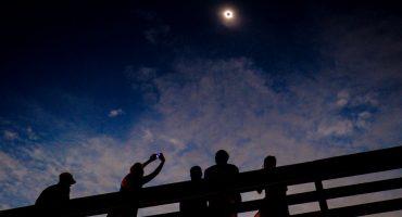 El eclipse del siglo y el oro en Taipei: las fotos que tienes que ver el fin de semana