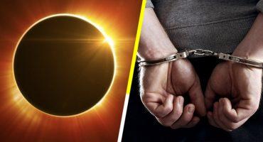 ¡Epic Fail!: arrestan a robacoches por detenerse a ver el Eclipse