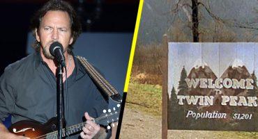 Eddie Vedder aparece en el último capítulo de Twin Peaks