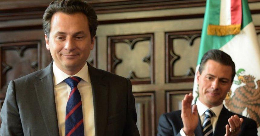 Emilio Lozoya y Peña Nieto