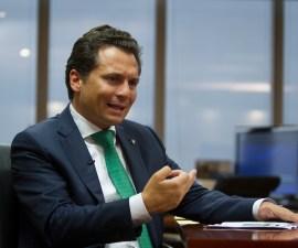 Emilio Lozoya Austin, exdirector de Pemex