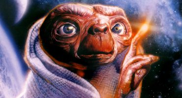 Originalmente así es como hubiera sido el final de E.T.