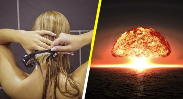 ¿Por qué no deberías usar acondicionador en caso de un ataque nuclear?