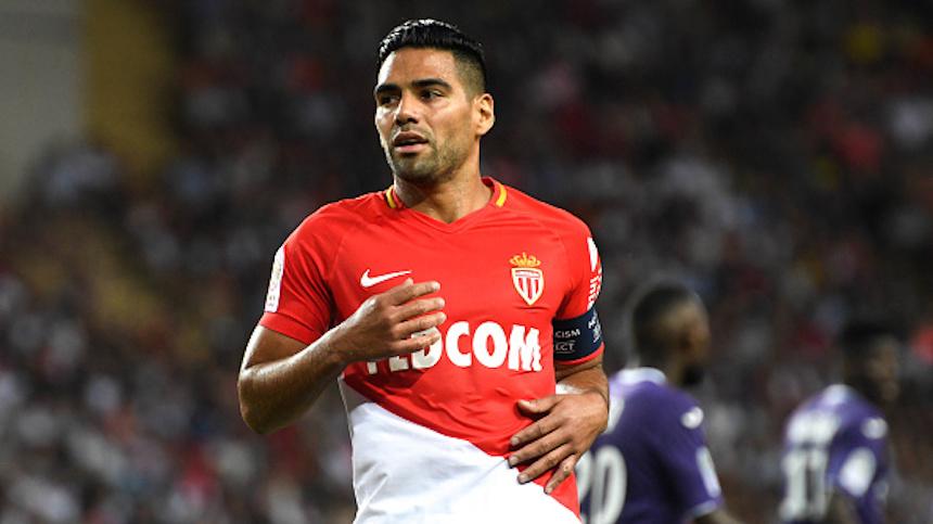 No te puedes perder el golazo de Radamel Falcao con el AS Mónaco