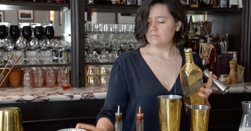 Fatima León - Una de las mejores bartenders del mundo