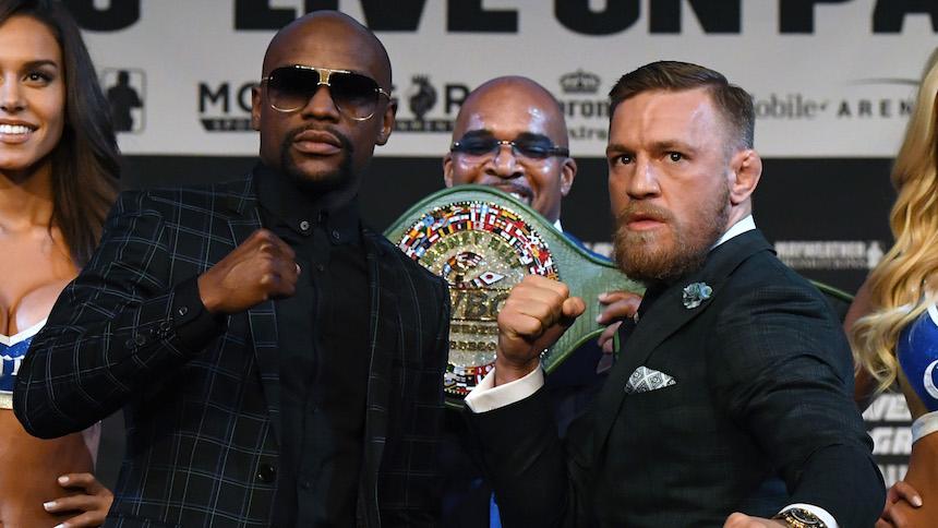Las 5 cosas que nos gustaría que pasaran en la pelea Mayweather vs McGregor