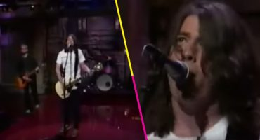 Blast from the past! Mira el debut en televisión de Foo Fighters en 1995