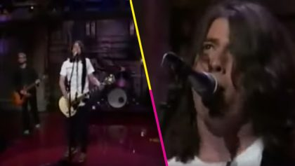 Blast from the past! Mira el debut en televisión de Foo Fighters en 1995