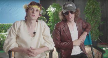 Un falso documental: lo nuevo de Foxygen para su sencillo