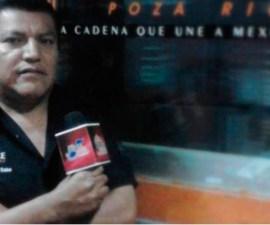 El periodista radiofónico de Puebla, Fredy Morales