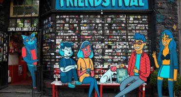 Conoce el Friendstival 2k17: un festival independiente de otro mundo