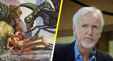 Galaxy of Terror: La película de bajo presupuesto en la que participó James Cameron