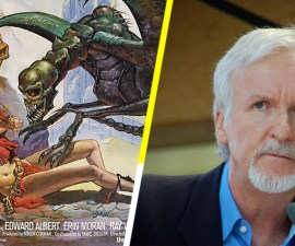 James Cameron y Galaxy of Terror