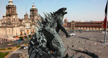 Rodaje de Godzilla en la CDMX provoca cierre de calles