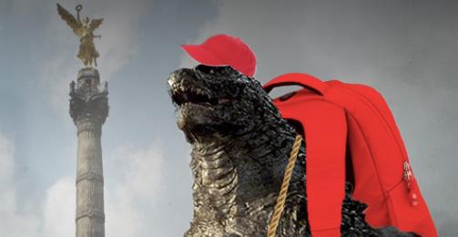 Godzilla en México