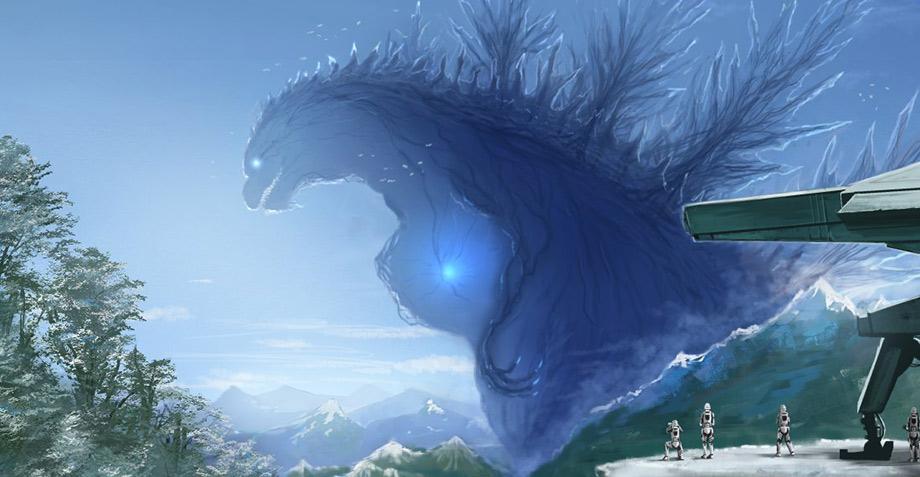 ¿Godzilla viejo y arrugado? Así se ve el famoso reptil en Planet of the Monsters