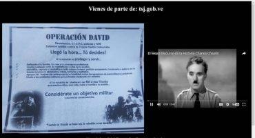 Hackean 40 portales estatales de Venezuela