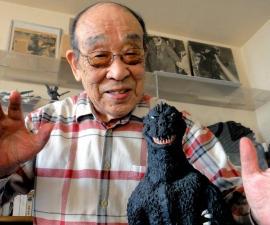 Harou Nakajima, el primer Godzilla