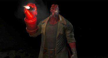¿Fan de Hellboy? Ahora este personaje llega a Injustice 2