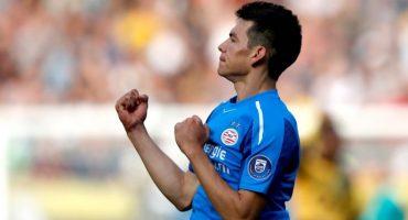 Otro partido, otro gol; mira el décimo gol del Chucky Lozano con el PSV en la presente temporada