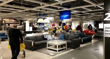 Filman una serie entera en IKEA y la tienda no se da cuenta